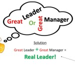 Manager or Leader? Be Both!